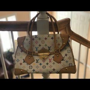 Original Multi tone Louis Vuitton handbag